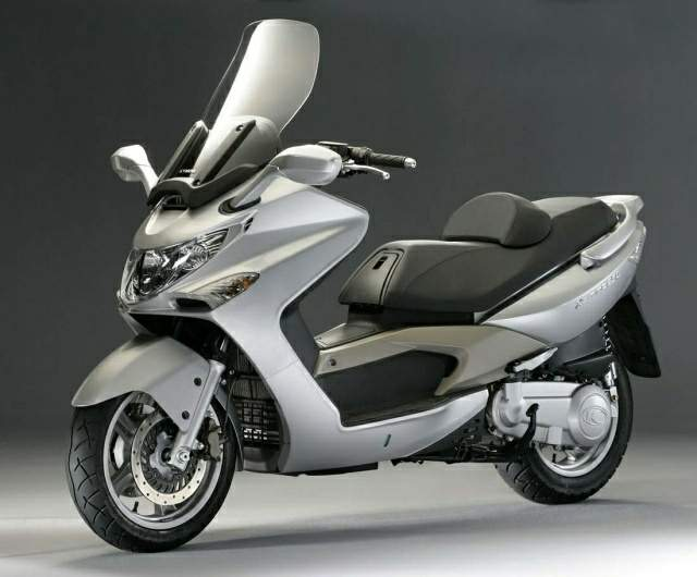 KYMCO Kymco Xciting 250 technical specifications